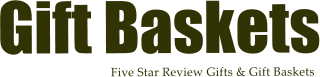 Five Star Review Gifts & Gift Baskets Gift Baskets